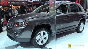 jeep compass 2014 interior 2015 jeep compass high altitude exterior and interior walkaround