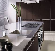 stainless steel faucet and square washbasin kitchentoday