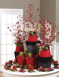 Decorate A Vase Christmas Decorating With Natural Elements Hurricane Vase