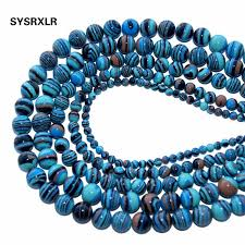 natural stone necklace wholesale images Wholesale natural stone beads for jewelry making blue malachite jpg
