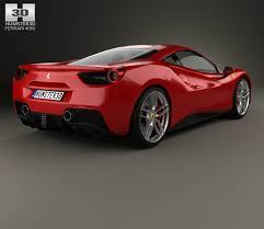 Ferrari 458 Models - ferrari 488 gtb 2016 3d model hum3d