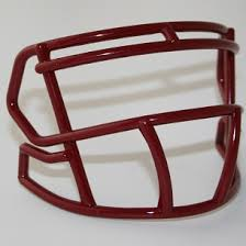 Helmet Chair Riddell Speed Mini Football Helmet Face Mask Cardinal Swit Sports