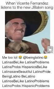 Vicente Fernandez Memes - when vicente fernandez listens to the new jbalvin song sc blsnapz