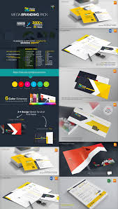 15 corporate brand identity packages u2014with creative designs