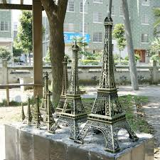 Paris Centerpieces Wedding Table Centerpieces Paris Eiffel Tower Model Alloy Eiffel