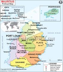 Africa Countries Map Quiz by Where Is Mauritius Location Of Mauritius