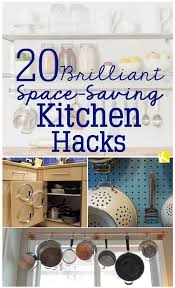 Space Saving Kitchen Ideas Best 25 Space Saving Kitchen Ideas On Pinterest Space Saving