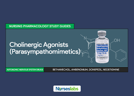 cholinergic agonists parasympathomimetics nursing pharmacology