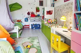 ranger chambre relooking d une chambre d enfant partagée