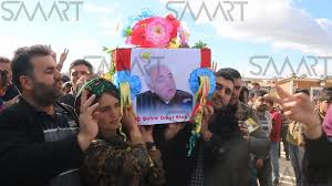 bid farewell smart news agency kobani s bid farewell kurdish official