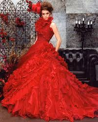 Red Wedding Dresses Gothic Wedding Dresses And Gothic Bridal Gowns