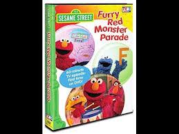 parade dvd sesame the parade 2006 dvd menu