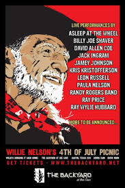 willie nelson u0027s 4th of july picnic in bee cave at the backyard live