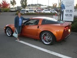 2007 corvettes for sale 2007 corvette z06 atomic orange joe knows corvettes
