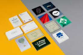 design inspiration 10 business card designs print magazine