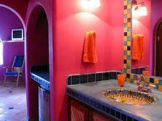 Colorful Bathroom Decor Decorating Theme Bedrooms Maries Manor Southwestern American