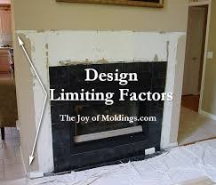 How To Build Fireplace Mantel Shelf - how to build fireplace mantel 103 for 333 08 the joy of