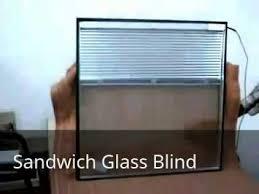 Glass Blinds Sandwich Glass Blind Window Techs India Pvt Ltd Youtube