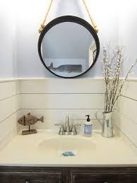 Tiny Half Bathroom Ideas by Half Bathroom Makeover Tiny Half Bath And Half Baths