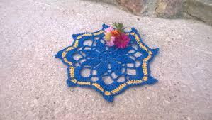 crochet pattern crochet coaster pattern crochet home decor crochet