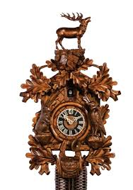 Regula Cuckoo Clock Black Forest Cuckoo Clocks Imported From Germany 8 Day Hunter