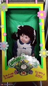 Homemade Cabbage Patch Kid Halloween Costume 1110