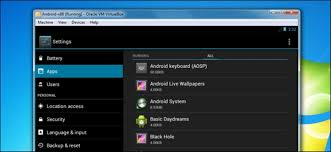 install android on pc how to install android on pc using virtualbox