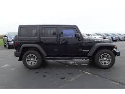 jeep wrangler unlimited rubicon in illinois for sale used cars