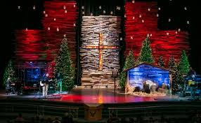 stage ideas 7 church designs for christmas worship facilities
