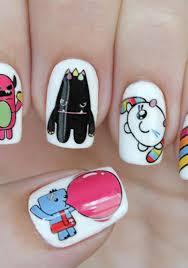 nail pop x so so happy water slide nail decals dolls kill