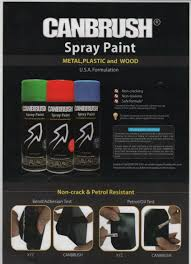 canbrush spray paint undercoat for metal plastic and wood ebay