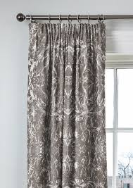 grove cascade grey brown made to measure curtains shop by
