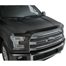 Ford F150 Truck 2016 - ford gl3z 16c900 a f 150 hood deflector smoked 2015 2017