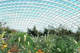 Botanic Gardens Uk National Botanic Garden Wales Glass House National Botanic Garden