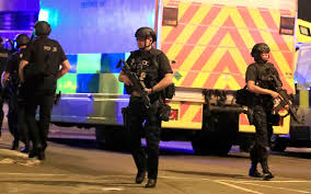 the latest on the blast at an ariana grande concert in northern