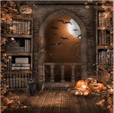 vintage moon pumpkin halloween background popular 8x8 background buy cheap 8x8 background lots from china
