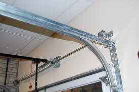 Overhead Door Track Correct The Misaligned Garage Door Tracks How To Guide