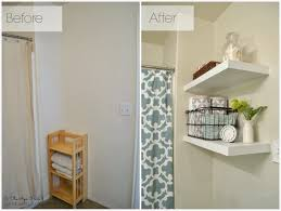 Diy Shelves For Bathroom by Decorating Enchanting Floating Shelf Bracket For Home Accessories