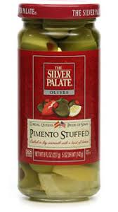 gourmet olives the silver palate pimento stuffed olives in vermouth with lemon