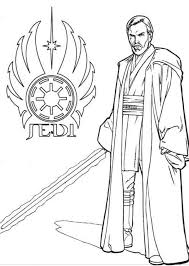 Star Wars Coloring Pages Anakin Skywalker312869