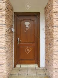 resort u0027s wooden door room entrance stock photo picture and