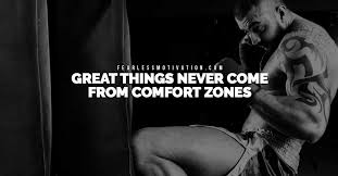 How To Leave Comfort Zone Get Out Of Your Comfort Zone Motivational Speech