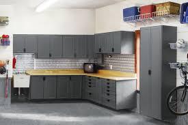 l shaped garage interior interesting costco garage cabinets for best garage ideas