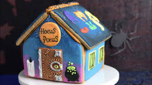 hocus pocus gingerbread house by haniela u0027s youtube