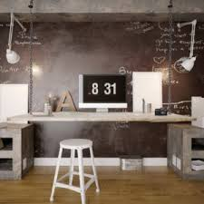 excellent vintage rustic home office concept ideas features
