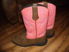 womens pink cowboy boots size 9 womens size 9 cowboy boots ebay