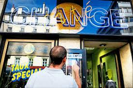 bureau de changes fin du taux plancher les bureaux de change les plus avantageux de