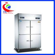 glass door commercial refrigerator commercial kitchen refrigerator