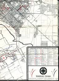 Map Dallas Texas by Old Highway Maps Of Texas