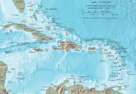 Guantanamo Bay Map Karibik U2013 Wikipedia